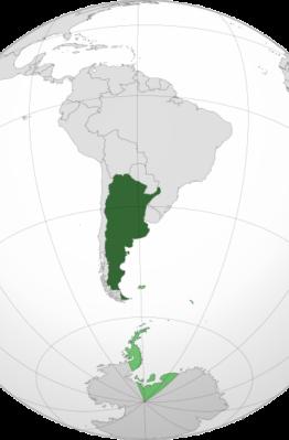 Argentina - アルゼンチン